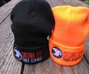 Skunk Ape Knit Hats