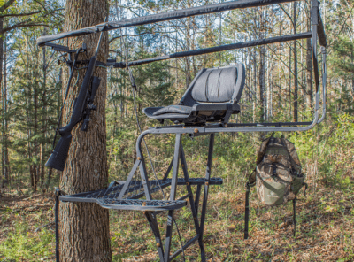 Skunk Ape Tree Stand
