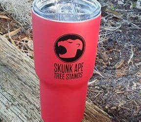 Skunk Ape Tumbler