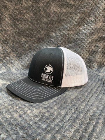 Black & White Logo Hat