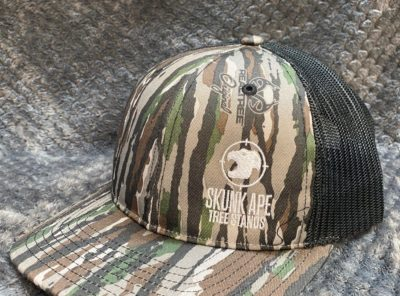 Real Tree Camo Hat
