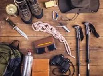 7 essential items