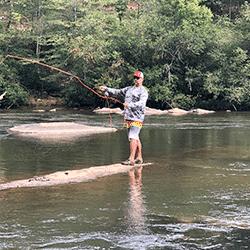 john fly fishing